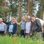 Landwirtschaftsministerin Barbara Otte-Kinast besichtigt Produktionsstandort von Wildpflanzensaatgut