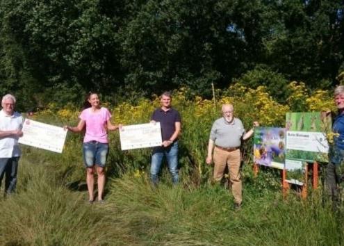 unte Biomasse: Lokale Unterstützung für mehr Artenvielfalt in Lingen